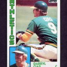 1984 Topps Baseball #159 Darryl Cias - Oakland A's