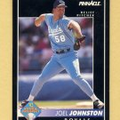 1992 Pinnacle Baseball #259 Joel Johnston - Kansas City Royals