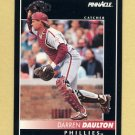 1992 Pinnacle Baseball #241 Darren Daulton - Philadelphia Phillies