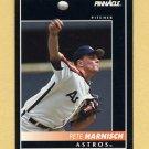 1992 Pinnacle Baseball #196 Pete Harnisch - Houston Astros