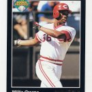 1993 Pinnacle Baseball #285 Willie Greene - Cincinnati Reds