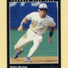 1993 Pinnacle Baseball #198 Kelly Gruber - Toronto Blue Jays