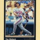 1993 Pinnacle Baseball #178 Tim Wallach - Montreal Expos