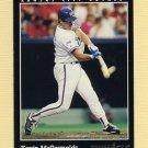 1993 Pinnacle Baseball #164 Kevin McReynolds - Kansas City Royals