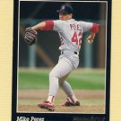 1993 Pinnacle Baseball #162 Mike Perez - St. Louis Cardinals