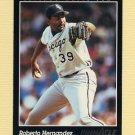 1993 Pinnacle Baseball #129 Roberto Hernandez - Chicago White Sox