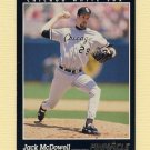 1993 Pinnacle Baseball #080 Jack McDowell - Chicago White Sox