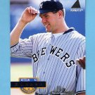 1994 Pinnacle Baseball #019 Cal Eldred - Milwaukee Brewers