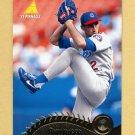 1995 Pinnacle Baseball #428 Jim Bullinger - Chicago Cubs