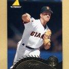 1995 Pinnacle Baseball #373 Bill Swift - San Francisco Giants