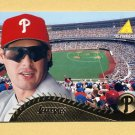 1995 Pinnacle Baseball #364 Gregg Jefferies - Philadelphia Phillies