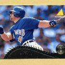 1995 Pinnacle Baseball #356 John Jaha - Milwaukee Brewers