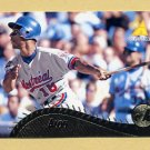 1995 Pinnacle Baseball #321 Moises Alou - Montreal Expos NM-M