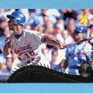 1995 Pinnacle Baseball #321 Moises Alou - Montreal Expos ExMt