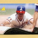 1995 Pinnacle Baseball #212 Tony Tarasco - Atlanta Braves