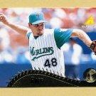 1995 Pinnacle Baseball #198 Pat Rapp - Florida Marlins NM-M