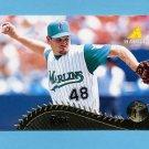 1995 Pinnacle Baseball #198 Pat Rapp - Florida Marlins Ex