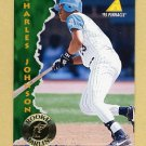 1995 Pinnacle Baseball #158 Charles Johnson - Florida Marlins