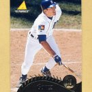 1995 Pinnacle Baseball #069 Chris Gomez - Detroit Tigers