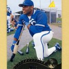 1995 Pinnacle Baseball #043 Felix Jose - Kansas City Royals