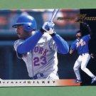 1997 Pinnacle X-Press Baseball #067 Bernard Gilkey - New York Mets