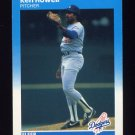 1987 Fleer Baseball #443 Ken Howell - Los Angeles Dodgers