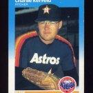 1987 Fleer Baseball #060 Charlie Kerfeld - Houston Astros