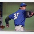 1994 Upper Deck Baseball #332 Graeme Lloyd - Milwaukee Brewers