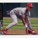 1994 Upper Deck Baseball #230 Willie Greene - Cincinnati Reds