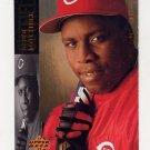 1994 Upper Deck Baseball #058 Kevin Mitchell - Cincinnati Reds