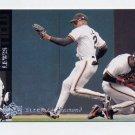 1994 Upper Deck Electric Diamond Baseball #207 Darren Lewis - San Francisco Giants