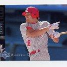 1994 Upper Deck Electric Diamond Baseball #168 Tim Costo - Cincinnati Reds
