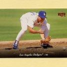 1995 Upper Deck Baseball #319 Rafael Bournigal - Los Angeles Dodgers NM-M