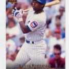 1995 Upper Deck Baseball #311 Kevin Roberson - Chicago Cubs