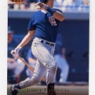 1995 Upper Deck Baseball #269 Jorge Fabregas - California Angels