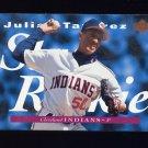 1995 Upper Deck Baseball #221 Julian Tavarez - Cleveland Indians