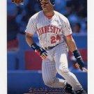 1995 Upper Deck Baseball #190 Shane Mack - Minnesota Twins