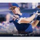 1995 Upper Deck Baseball #184 Chris Gomez - Detroit Tigers