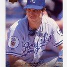 1995 Upper Deck Baseball #179 Greg Gagne - Kansas City Royals