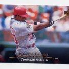 1995 Upper Deck Baseball #164 Brian R. Hunter - Cincinnati Reds