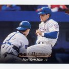 1995 Upper Deck Baseball #123 Todd Hundley - New York Mets