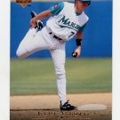1995 Upper Deck Baseball #116 Kurt Abbott - Florida Marlins