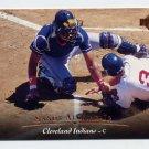 1995 Upper Deck Baseball #092 Sandy Alomar Jr. - Cleveland Indians