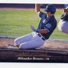 1995 Upper Deck Baseball #052 Jeff Cirillo - Milwaukee Brewers