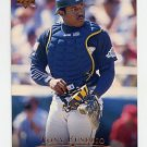1995 Upper Deck Baseball #024 Tony Eusebio - Houston Astros