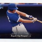 1995 Upper Deck Minors Baseball #190 Joe Vitiello - Kansas City Royals