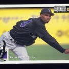 1994 Collector's Choice Baseball #536 Marcus Moore - Colorado Rockies