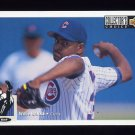 1994 Collector's Choice Baseball #522 Willie Banks - Chicago Cubs