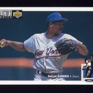 1994 Collector's Choice Baseball #519 Dwight Gooden - New York Mets