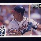 1994 Collector's Choice Baseball #273 Tony Tarasco - Atlanta Braves
